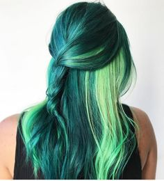 "8,602 Likes, 52 Comments - Pulp Riot Hair Color (@pulpriothair) on Instagram: ""@jessscissorhands is the artist... Pulp Riot is the paint."""