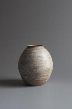 Wingnut & Co Tsubo - Recycled Blend Stoneware / Hakeme