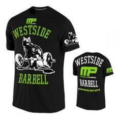 MusclePharm Westside Barbell black
