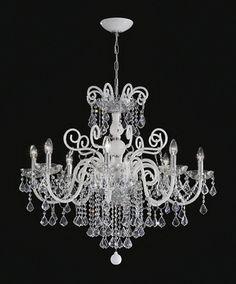 Venetian Chandeliers London | Glass Chandeliers | Crystal