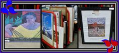 You can never have too many picture frames on hand! Stop by CSU Surplus Property for your next framing project. We have a large variety at fantastic prices!