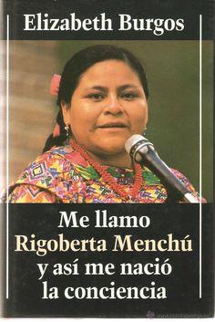 Aníbal, libros para todos: Soy Rigoberta Menchu y así me nació la conciencia -- Elizabeth Burgos Baseball Cards
