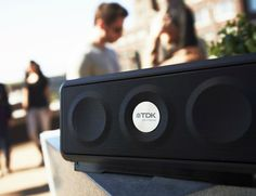Compact size shouldn't require compromised functionality and the A33 Wireless Weatherproof speaker by TDK Life on Record proves it.