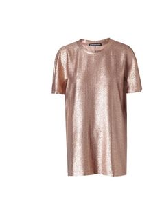 Ostwald Helgason metallic T-shirt    http://www.elleuk.com/fashion/in-store-now/in-store-now#image=4