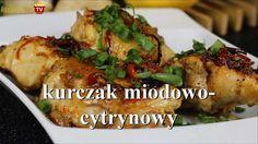 Jak przygotować kurczaka Miodowo-Cytrynowego ? - Zobacz Przepis Video :) Przepis pochodzi z kuchni tajskiej. Sam kurczak rozpływa się w ustach, ma słodko-pikantny smak oraz aromat imbiru, czosnku i cytryny. Smakowało? Nie zapomnij skomentować:)