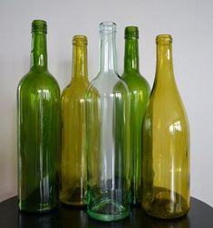 How to take labels off wine bottles! Ill need this soon!