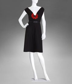 Yves Saint Laurent - this dress teased me all week long