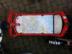 Love it: Map + cargo bike in Copenhagen : TreeHugger