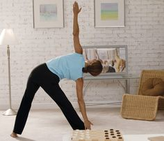 New to yoga? Watch a DVD before you head to your first class. You'll feel more comfortable. @SELF Magazine