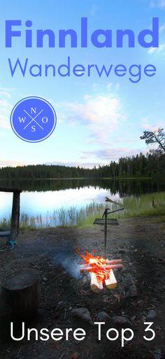 Unsere Top 3 Wanderwege in Finnland. Wir sind in Finnland viel gewandert und haben dir hier unsere genauen Wanderrouten aufgeschrieben. Diese 3 Wanderwege haben uns am besten gefallen und können sie nur empfehlen.
