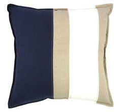 Newport 50x50cm Filled Cushion Navy | Manchester Warehouse Newport, Warehouse, Manchester, Throw Pillows, Navy, Hale Navy, Toss Pillows, Decorative Pillows, Magazine