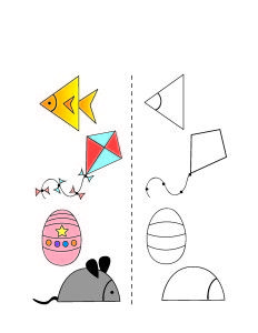 These printable brain exercises are great practice for developing the studying and memorization skills that kindergartners will need in later grades. Number Worksheets Kindergarten, Back To School Worksheets, Kindergarten Crafts, Color Activities, Preschool Activities, Visual Perception Activities, Working Memory, Visual Memory, Memory Games For Kids