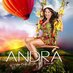 - Codrin Roibu and Andra / Inevitabil va fi Bine / Cover Album 2010s Fashion, Pop Fashion, Image Editing, Lidl, Youtube, Wonder Woman, Album, Songs, Superhero