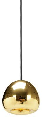 Suspension Void Mini Ø 15,5 cm Laiton - Tom Dixon - Décoration et mobilier design avec Made in Design