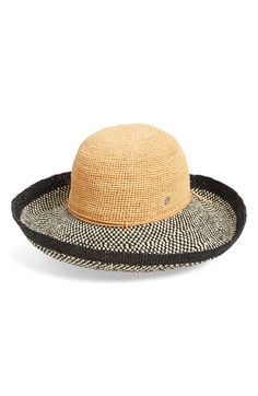 Helen Kaminski 'Provence' Packable Hat available at #Nordstrom