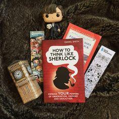 #sherlock#books#book depository #london