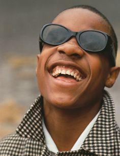 Stevie Wonder:  Steveland Hardaway Judkins! He is a wonder of the world! www.musicheck.com   #weknow