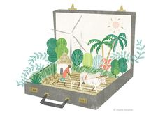 Home - The Picture Garden - Illustration by Angela KeoghanThe Picture Garden – Illustration by Angela Keoghan