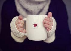 Liefde is… een kop warme chocolademelk :-) #WeightWatchers #valentijn