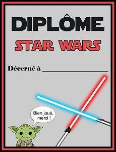 Un grand jeu avec une chasse au trésor Star Wars intégrée ! Idéal pour les fêtes d'anniversaire et clef en main, vous n'avez qu'à imprimer et à cacher le...