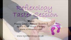 KG Reflexology Taster Treatment