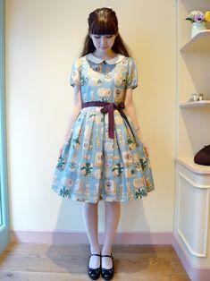 New items from leur getter lolita & harajuku Japan Fashion, Kawaii Fashion, Cute Fashion, Frock Fashion, Lolita Fashion, Fashion Outfits, Cute Girl Outfits, Classy Outfits, Vintage Outfits