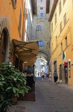 Cortona, province of Arezzo , Tuscany region Italy