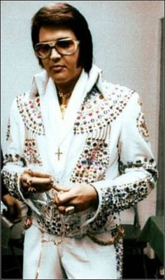 Elvis. Those who discovered Elvis found the right man to be the leader and founder of rock and roll.
