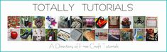 """""""Totally Tutorials This blog is a collection of tips, tricks, tutorials and how-tos on a wide variety of subjects. All blogs that I link to will be family friendly."""" (quote) via totallytutorials.blogspot.fi"""