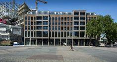 De Vredenburg - Utrecht -  appartementen en commerciële ruimtes