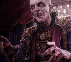 Pyat Pree - A Warlock of Qarth