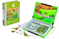 New in store: Magneticbook Play Sets from the French toy company Janod.