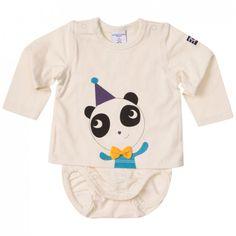 NEWBORN BABY 2-IN-1 BODYSUIT