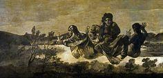 La romería de San Isidro - Black Paintings - Wikipedia, the free encyclopedia