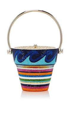 Sandy Bucket Top Handle by JUDITH LEIBER COUTURE for Preorder on Moda Operandi