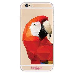 BubbleGum® for iPhone Models ARTISTIC ANIMALS Case: Amazon.co.uk: Electronics