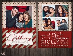 Tis the Season  2 Sided Photo by SweetTeaSpecialties on Etsy