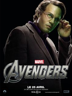 Bruce Banner aka Hulk (Mark Ruffalo)
