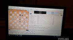 Chess Engines Diary: There are ongoing Super league JCER - 2016 edition...