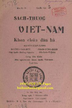 Sách Thuốc Việt Nam Quyển 5 (NXB Lạc Long 1936) - Nguyễn Xuân Dương, 76 Trang | Sách Việt Nam Movie Posters, Film Poster, Billboard, Film Posters
