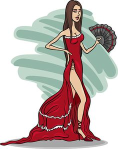 The A to Z's of Flamenco Dance: A is for Attitude | DanceUs.org