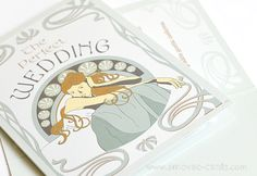 Inviti Matrimonio stile Vintage Www.emoveo-cards.com