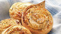 Плюшки с сыром, пошаговый рецепт с фото