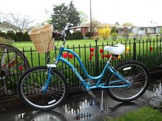 love this bike. electra townie