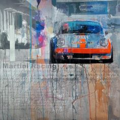 50 Pieces Of Spectacular Automotive Art - Airows Porsche 356, Porsche Carrera, Porsche Cars, Car Prints, Speed Art, Martini Racing, Car Posters, Car Drawings, Automotive Art