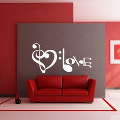 Wall Decal Decor Decals Sticker Art Vnyl Design Note Inscription Letter Love Sound Music Club Bedroom Play Lounge Room (M1229) DecorWallDecals http://www.amazon.com/dp/B00MGJ6ZWK/ref=cm_sw_r_pi_dp_ROW2ub0WRCJQ5