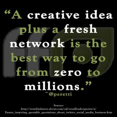 Which social media network do you think is the most useful for trying out new marketing strategies?
