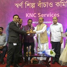 Thank you all for your love and support our company Mahabir Danwar Jewellers has won 1st Consumers Choice Award by Honourable Minister Shadan Pandey, Minister for Consumer Affairs in the Government of West Bengal at Sonar Sansar, Netaji Indoor Stadium,Kolkata, India. Mahabir Danwar Jewellers will always try to remain favourite jeweller thanks to all.