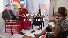 Delante de la cámara tres personajes que se dedican a la vida espiritual: Xavier Novell, teólogo y Obispo de Solsona; Thubten Wangchen, monje budista y director de la Casa del Tibet de Barcelona; y...