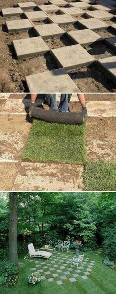 100+ Brilliant Garden Path and Walkways Design Ideas #gardendesign